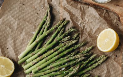 ASPARAGUS SIDE DISH FOR DINNER