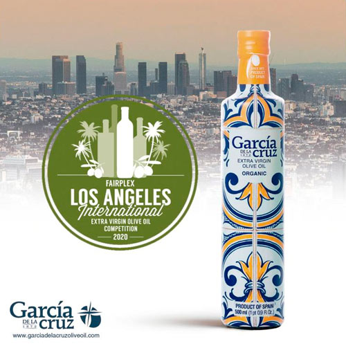 LOS ANGELES INTERNATIONAL OLIVE OIL COMPETITION 2020